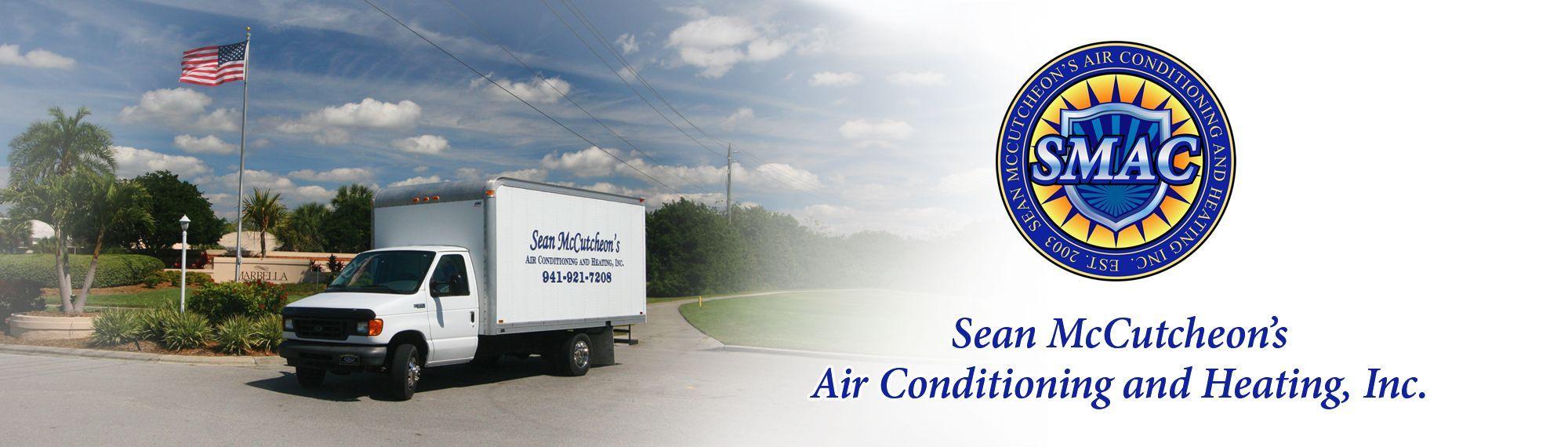 Sean McCutcheon's Air Conditioning and Heating Sarasota Florida